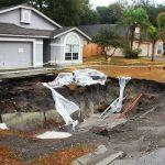 Sinkhole Damage